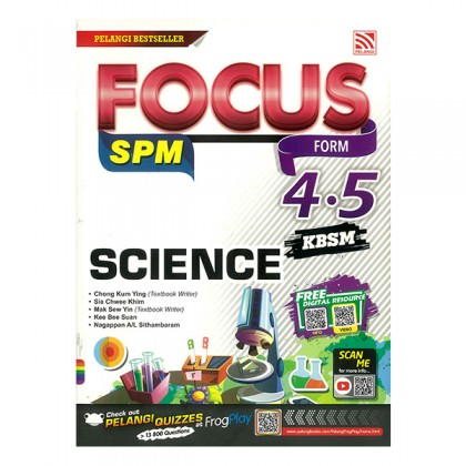 FOCUS SPM SCIENCE KBSM Form 4 & 5
